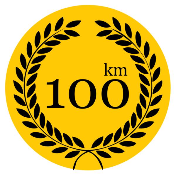 100kmchallange